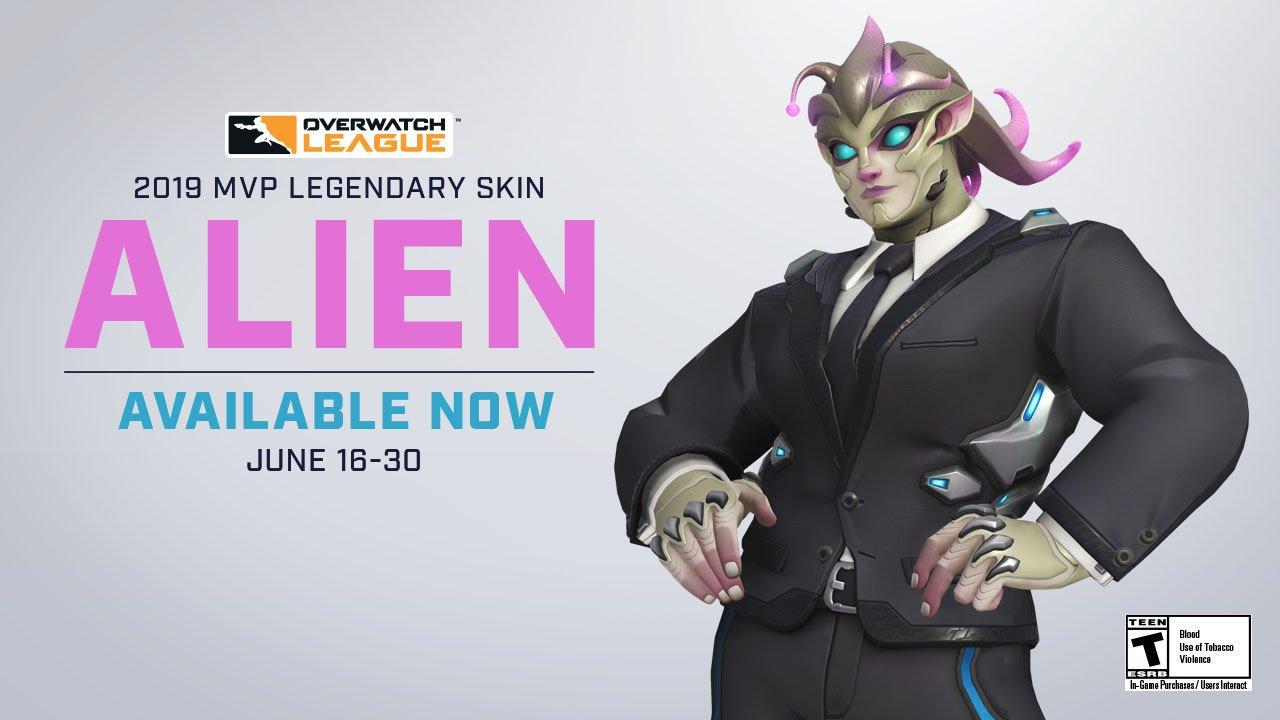 Overwatch Skin