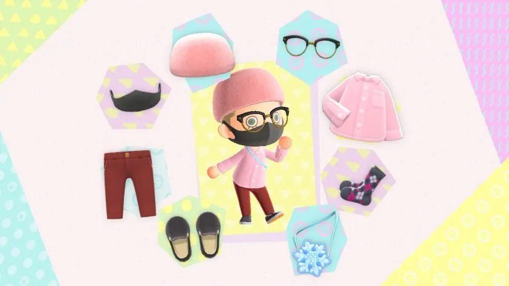 Fashion Animal Crossing: New Horizons