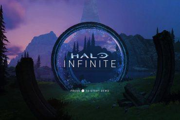 Halo Infinite Demo Header