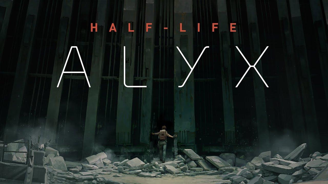 Half Life: Alyx Header