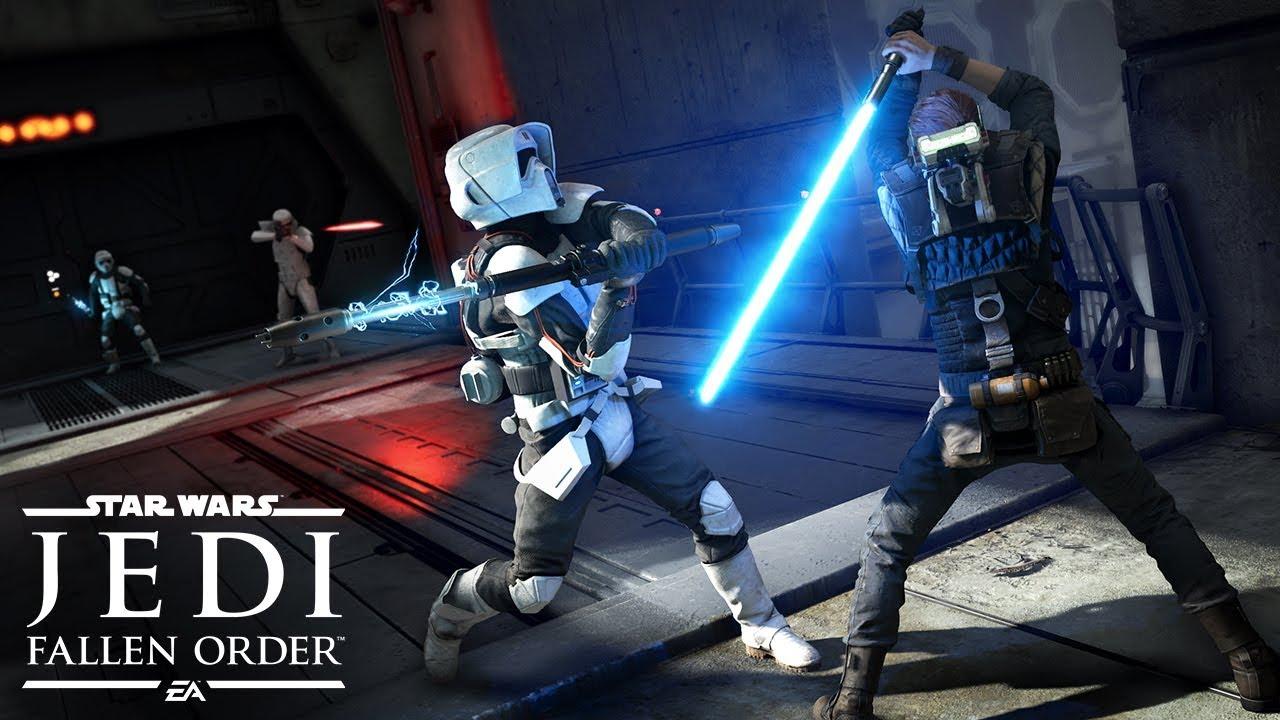 Star Wars Fallen Order Header