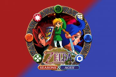 The Legend of Zelda Oracle of seasons and ages