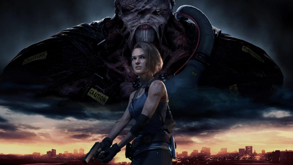 Resident Evil 3 header - The Game Crater