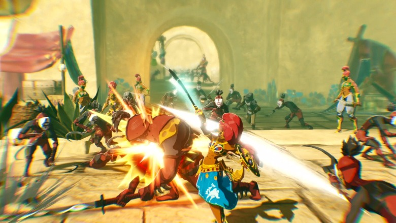 Hyrule Warriors Age Of Calamity Thoughts The Game Crater