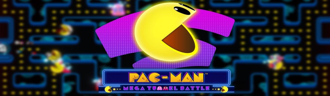 Pac-Man Header