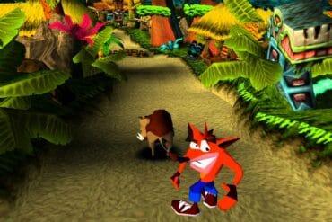 Crash Bandicoot - The Game Crater Retro Review