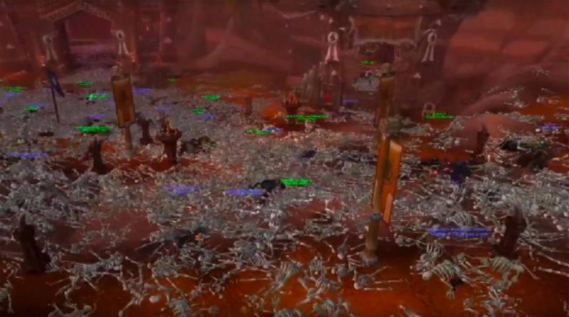 World of Warcraft Glitches