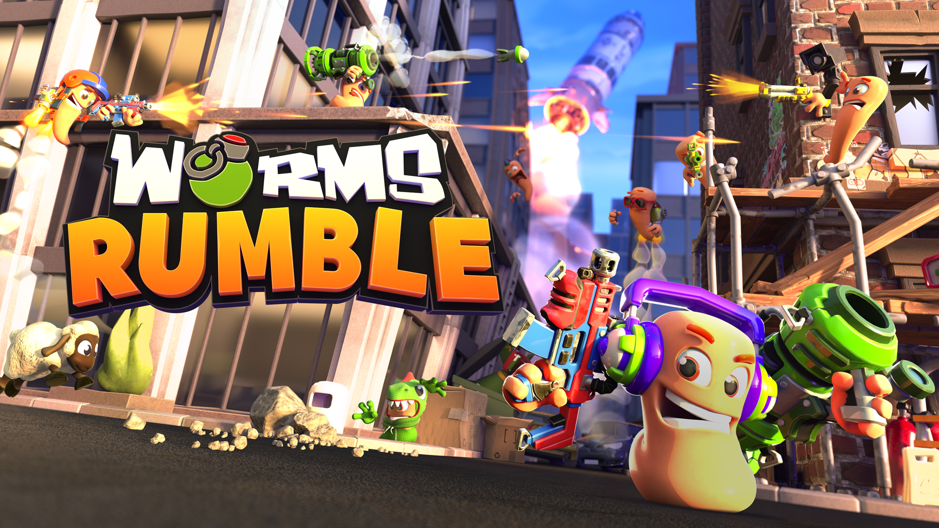 Worms Rumble Full