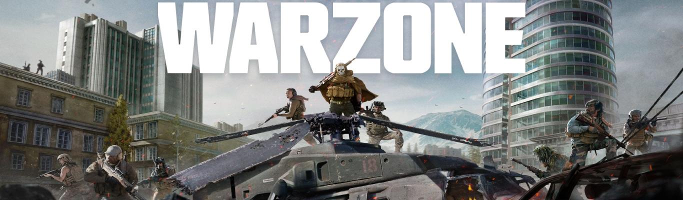 Warzone Header