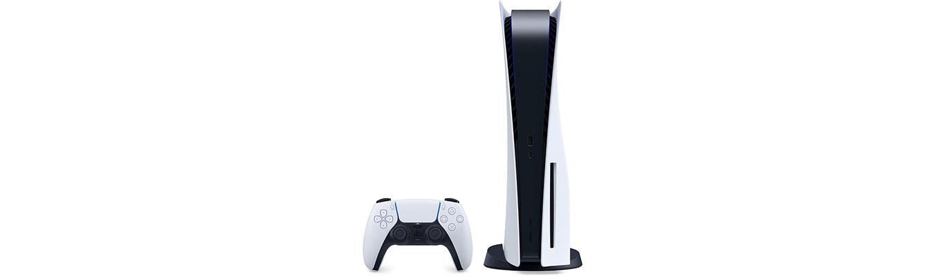 PS5 Header