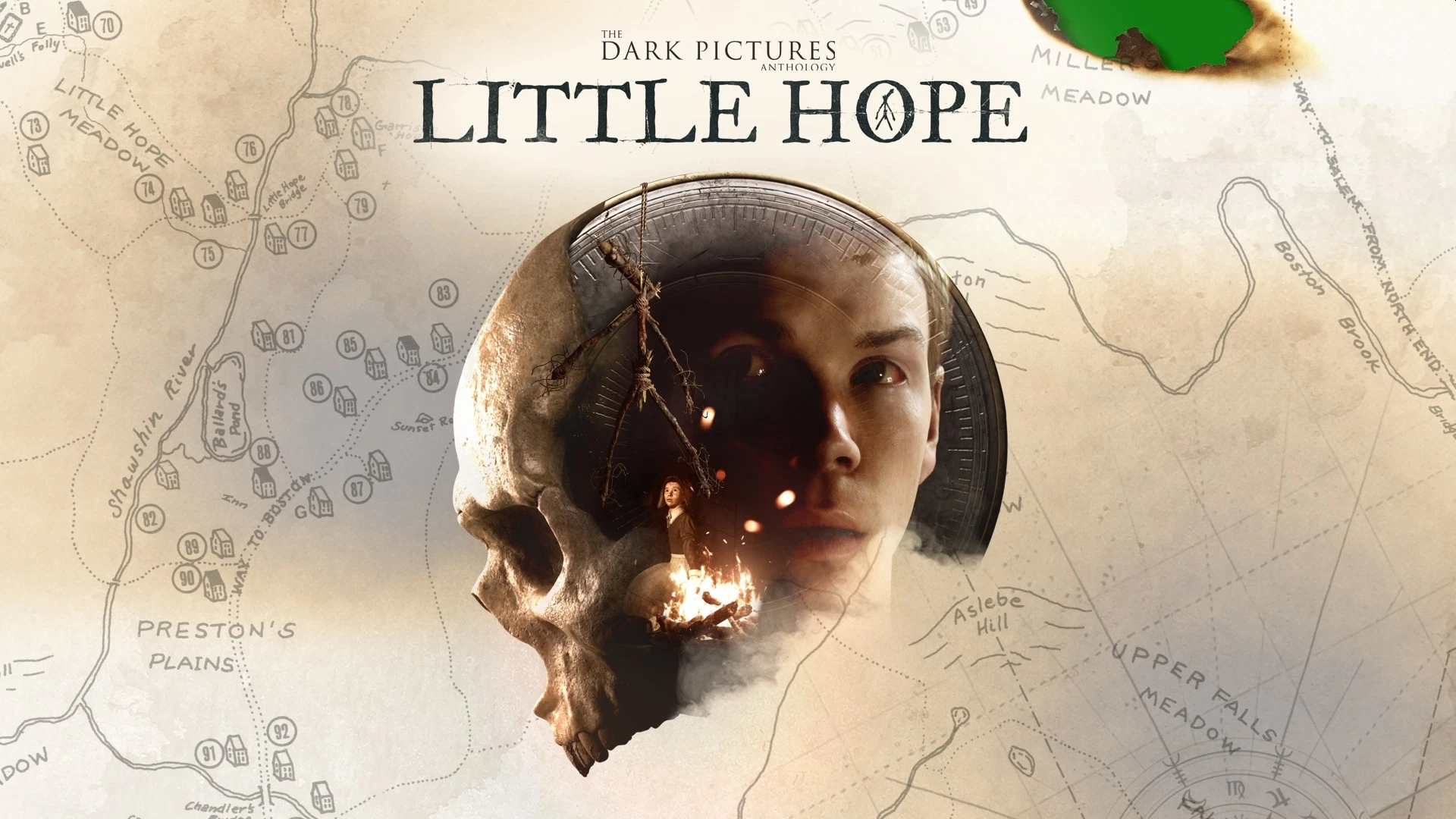 The Dark Pictures Little Hope Header