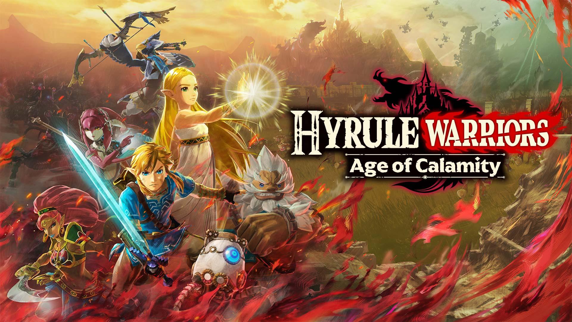 Hyrule Warriors Christmas Header
