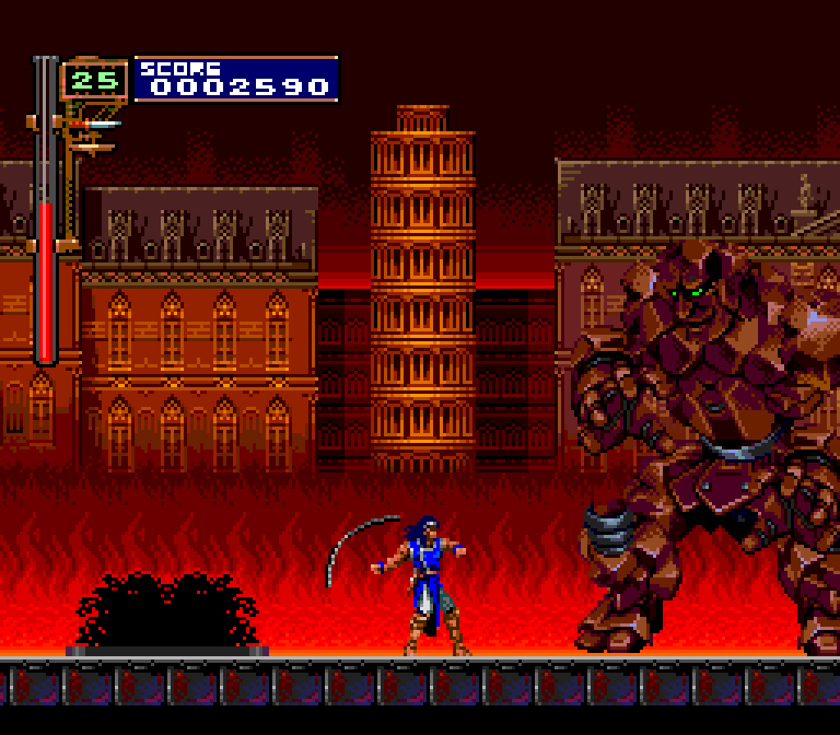 Castlevania and Ghouls 'n Ghosts