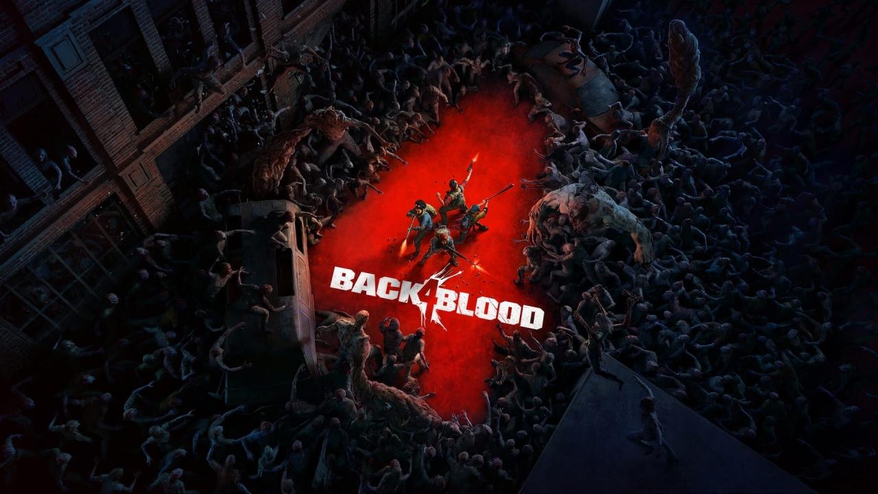 Back 4 Blood game title