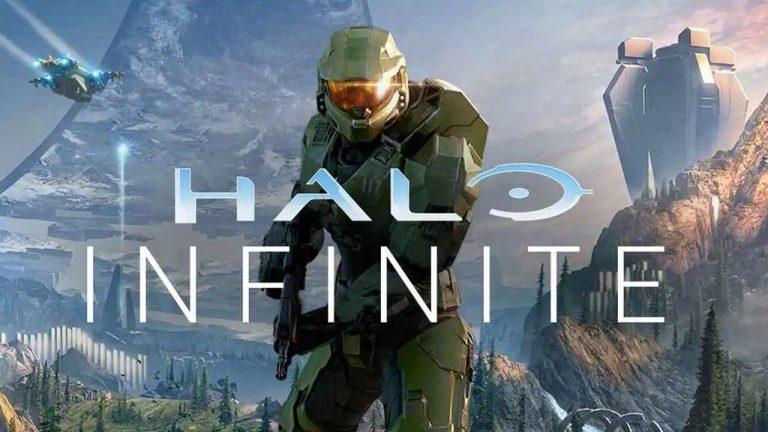 Halo Infinite Header Game