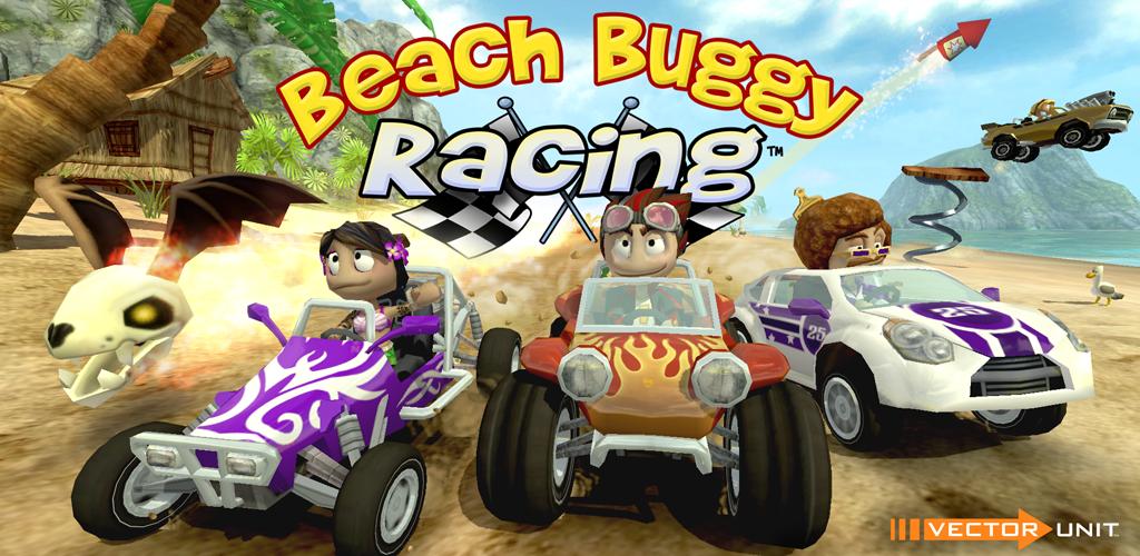 Beach Buggy Racing Co-Op