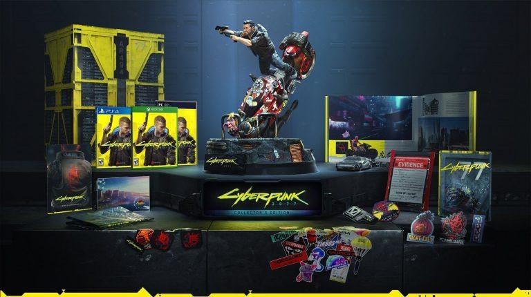 Cyberpunk Collector's Edition
