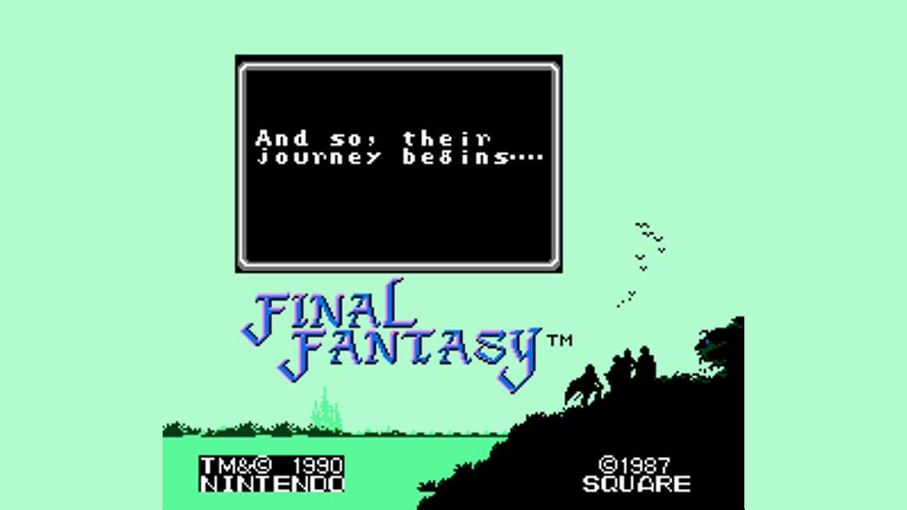 Final Fantasy Title