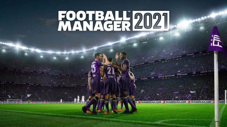 Football Manager 2021 header