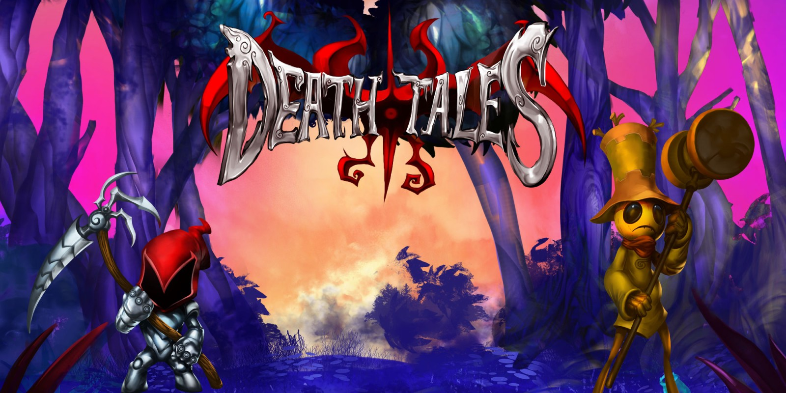 Death Tales Header