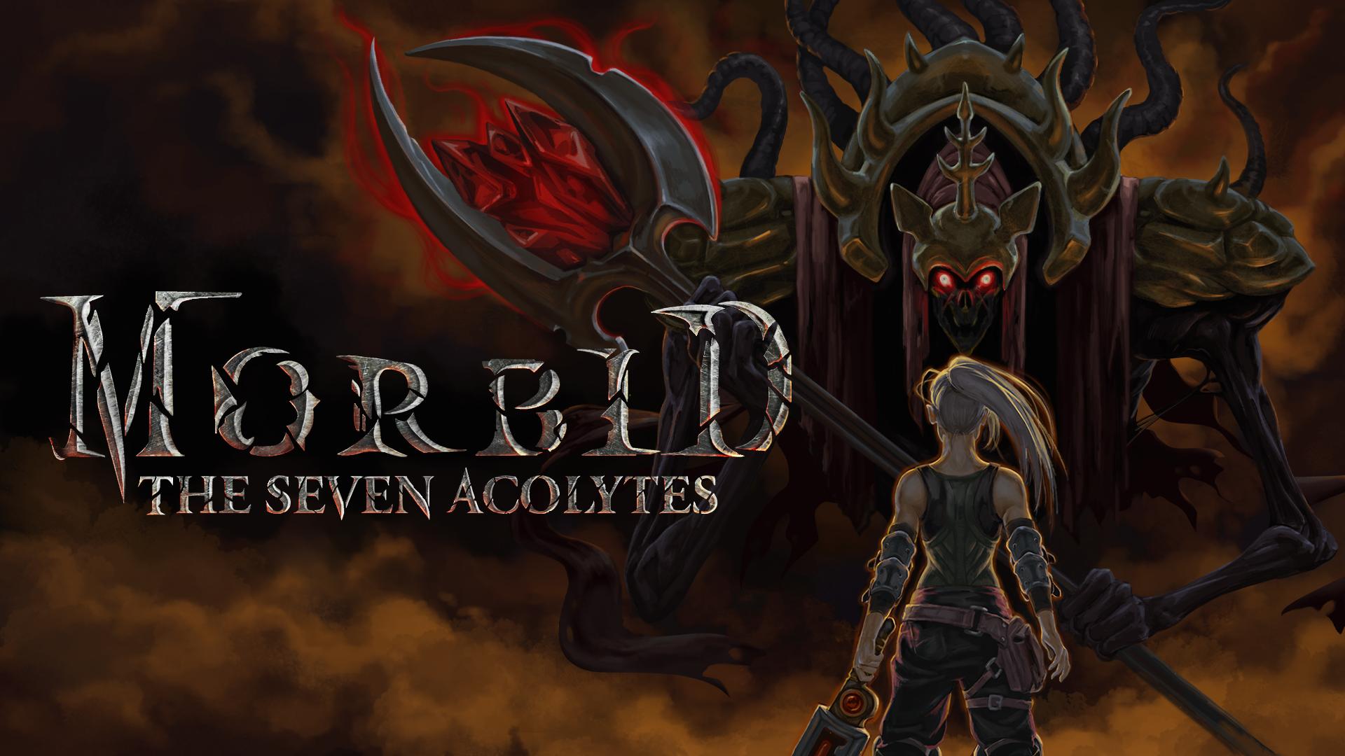 Morbid The Seven Acolytes Header