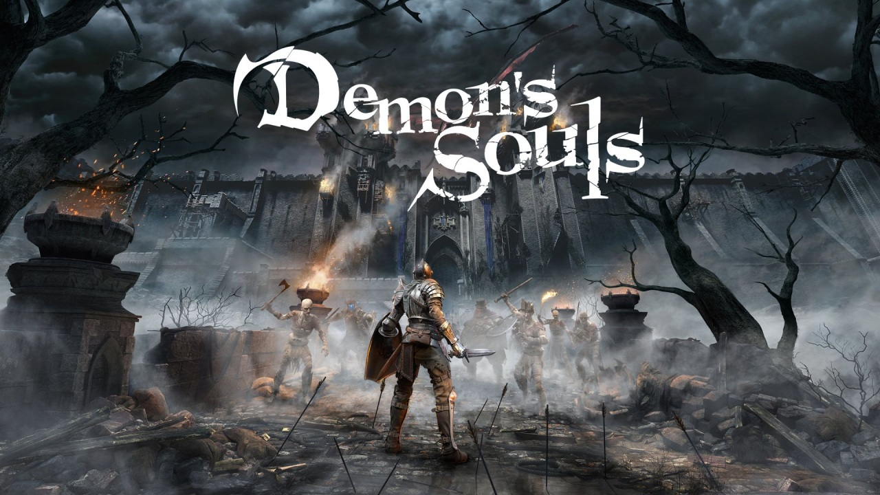 Demon's Souls Header