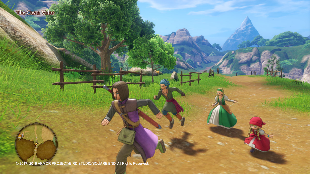 Dragon Quest XI S The Game Crater Games