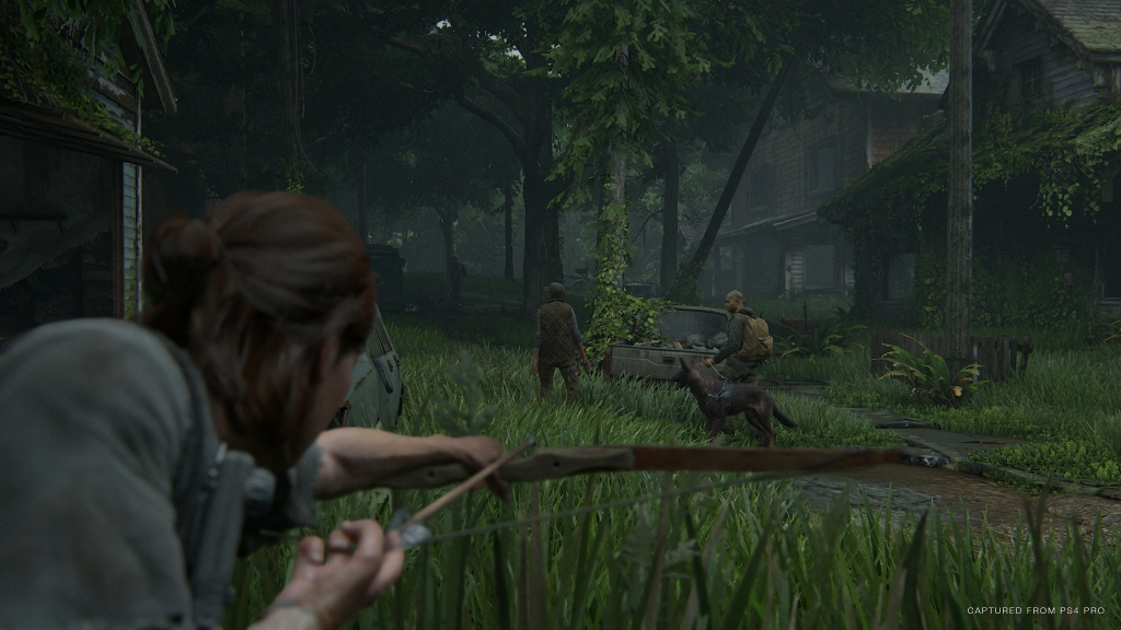The Last of Us Part 2 Games The Game Crater