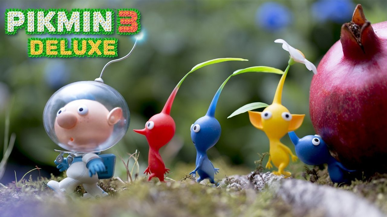 Christmas - Pikmin 3 Deluxe