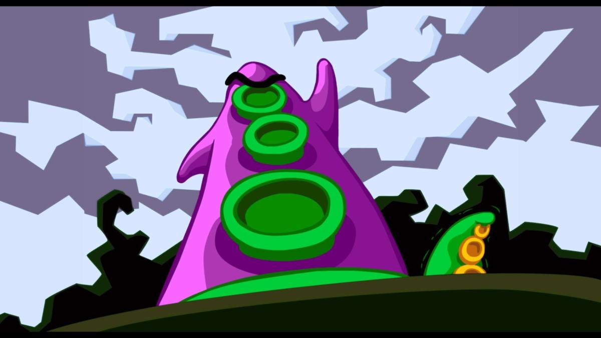 Day of the tentacle Lucasarts
