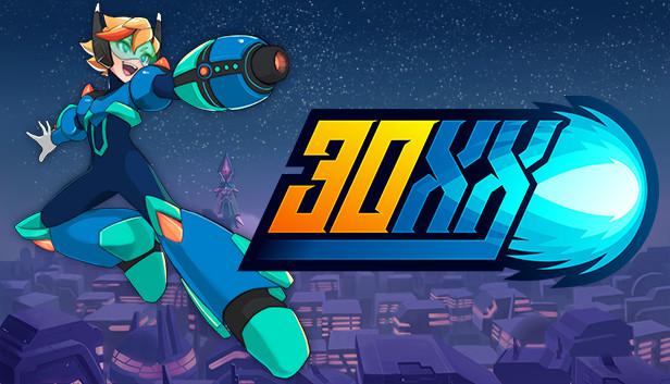 30XX - Poster
