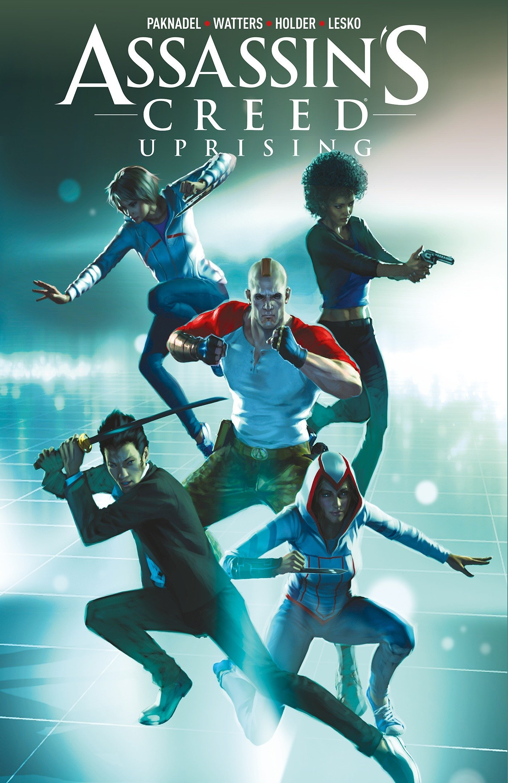 Comic Books - Assassin's Creed