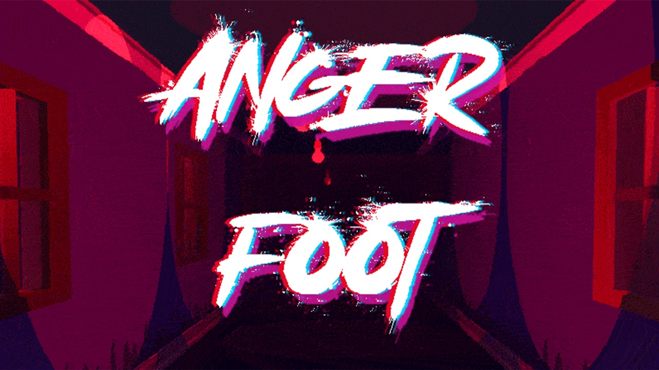 Anger Foot Header