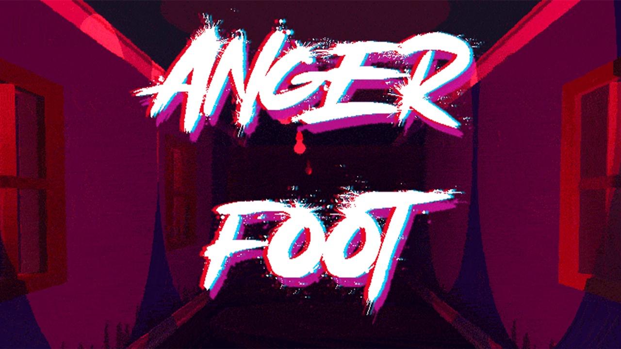Anger Foot Header