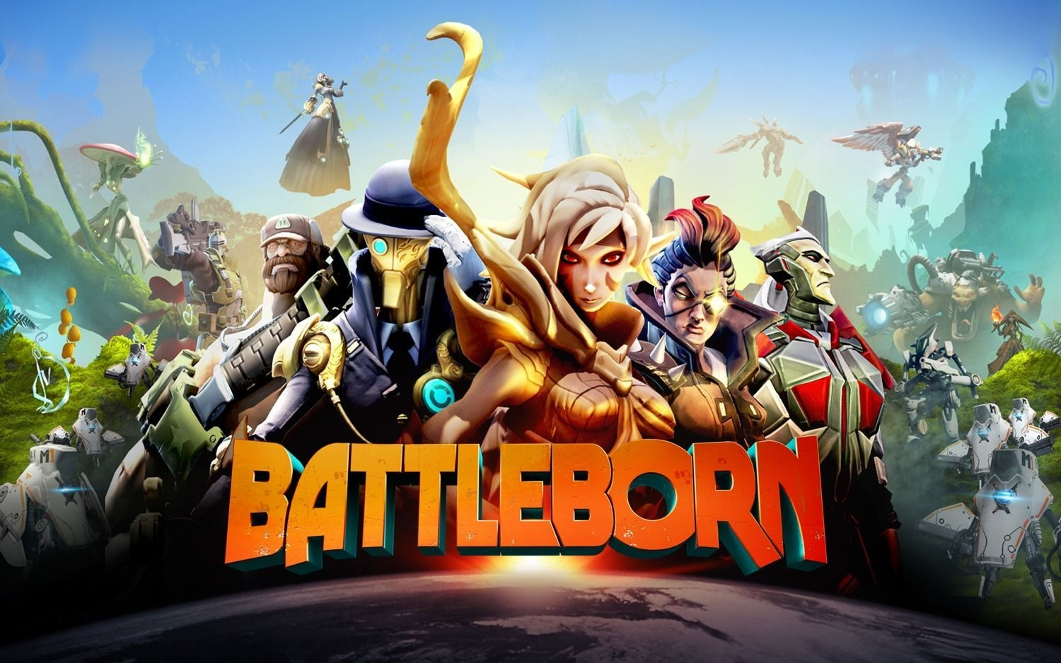 Battleborn Feature Image