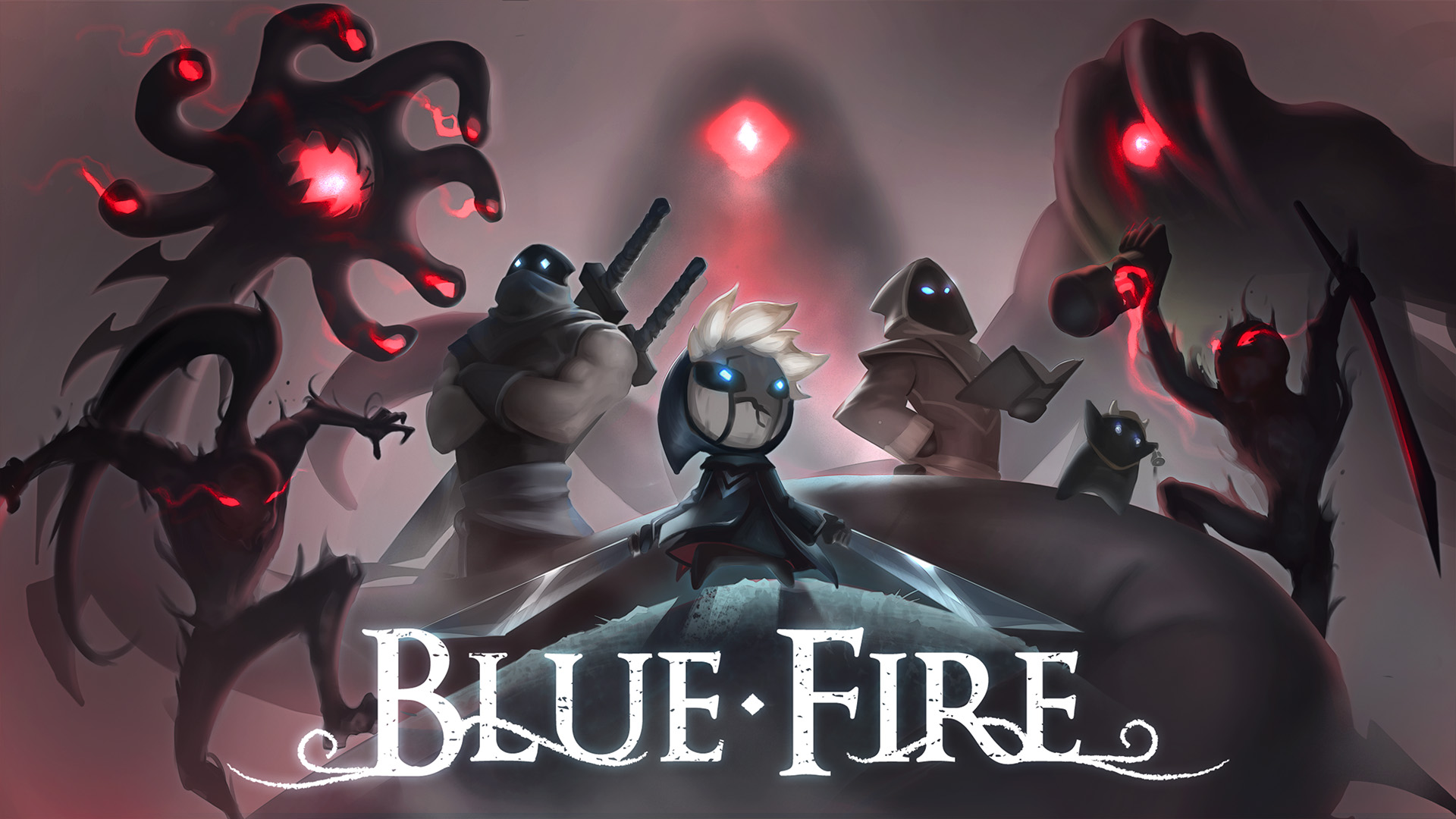 Blue Fire - Poster