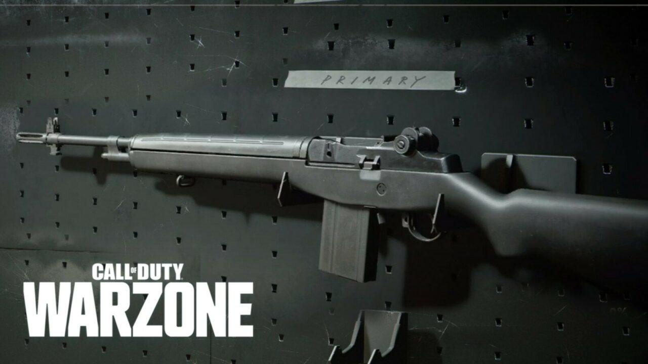 CoD Warzone DMR-14