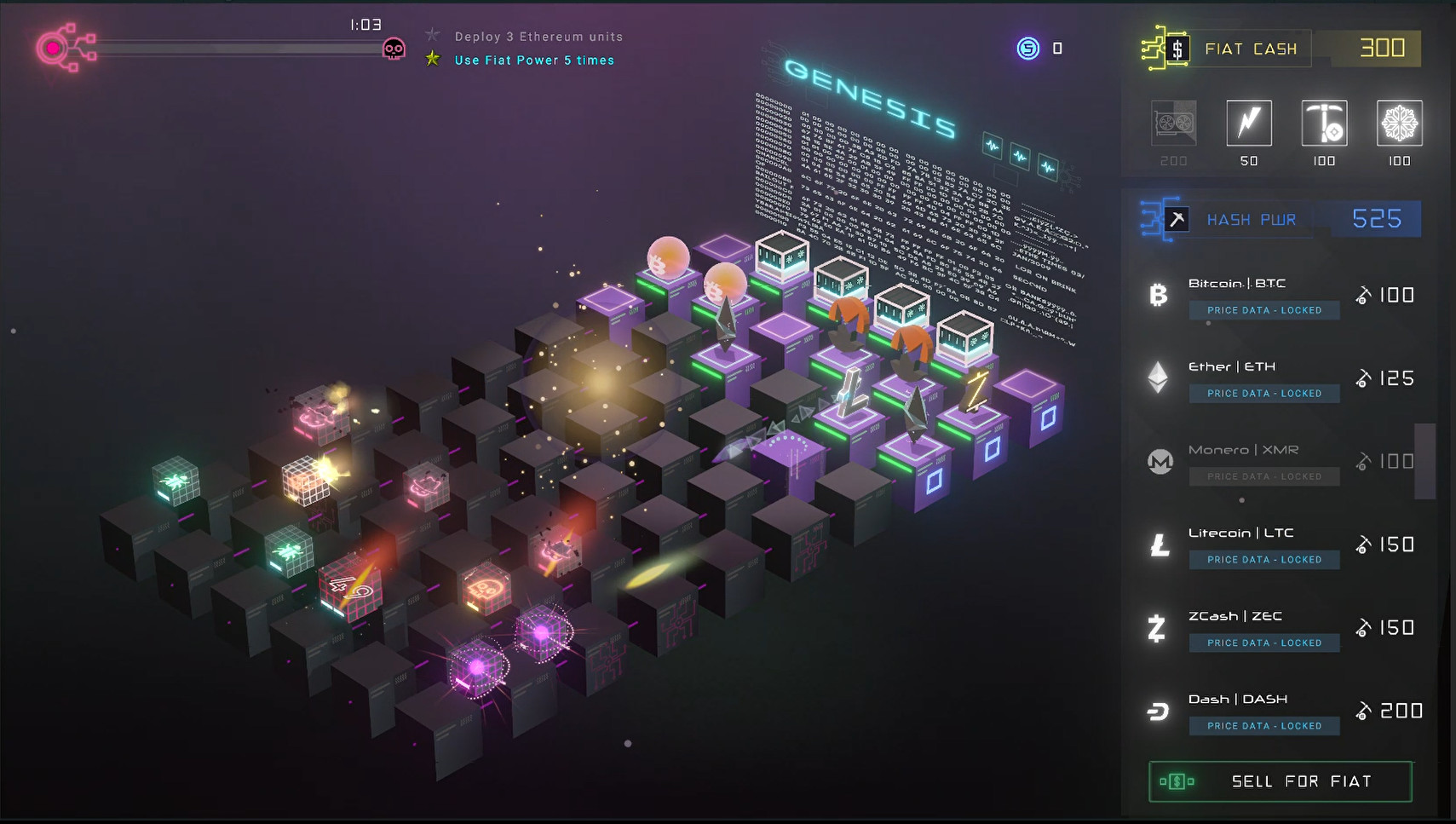 Crypto Against All Odds - Gameplay
