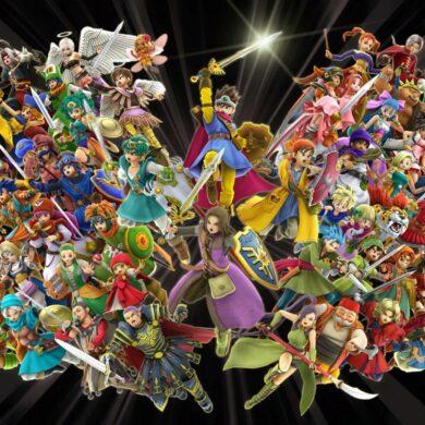 Dragon Quest - Feature Image