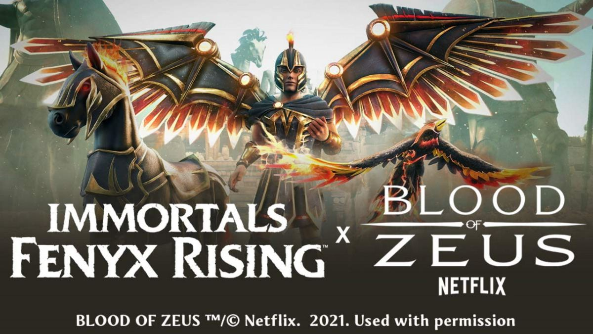 Immortals Fenyx Rising Blood of Zeus Feature Image