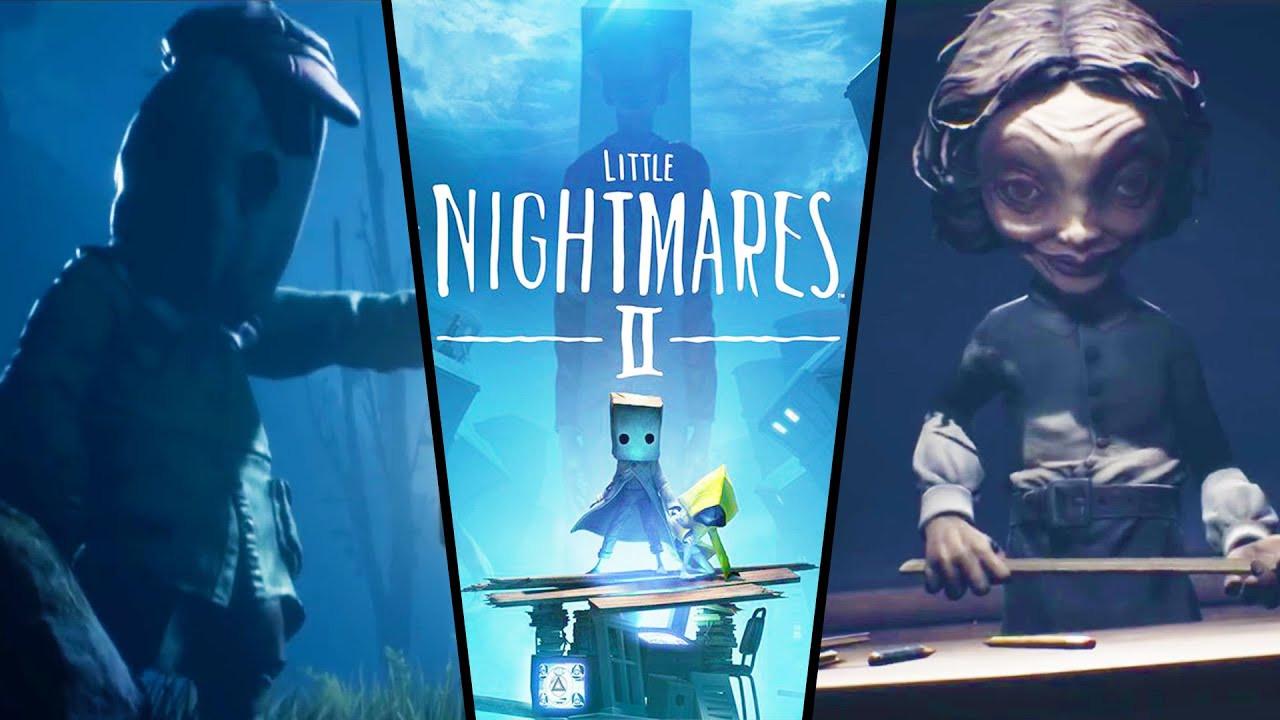 Little Nightmares 2 - Poster