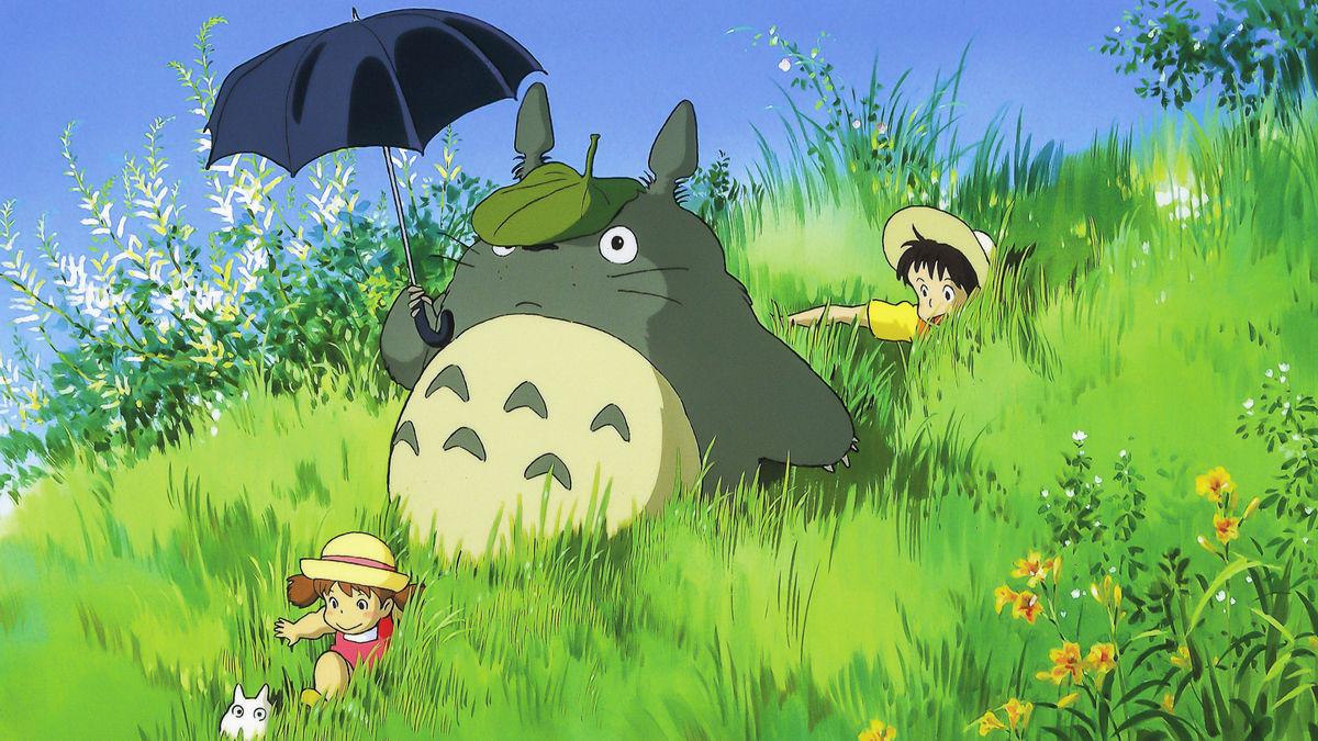Studio Ghibli - My Neighbour Totoro