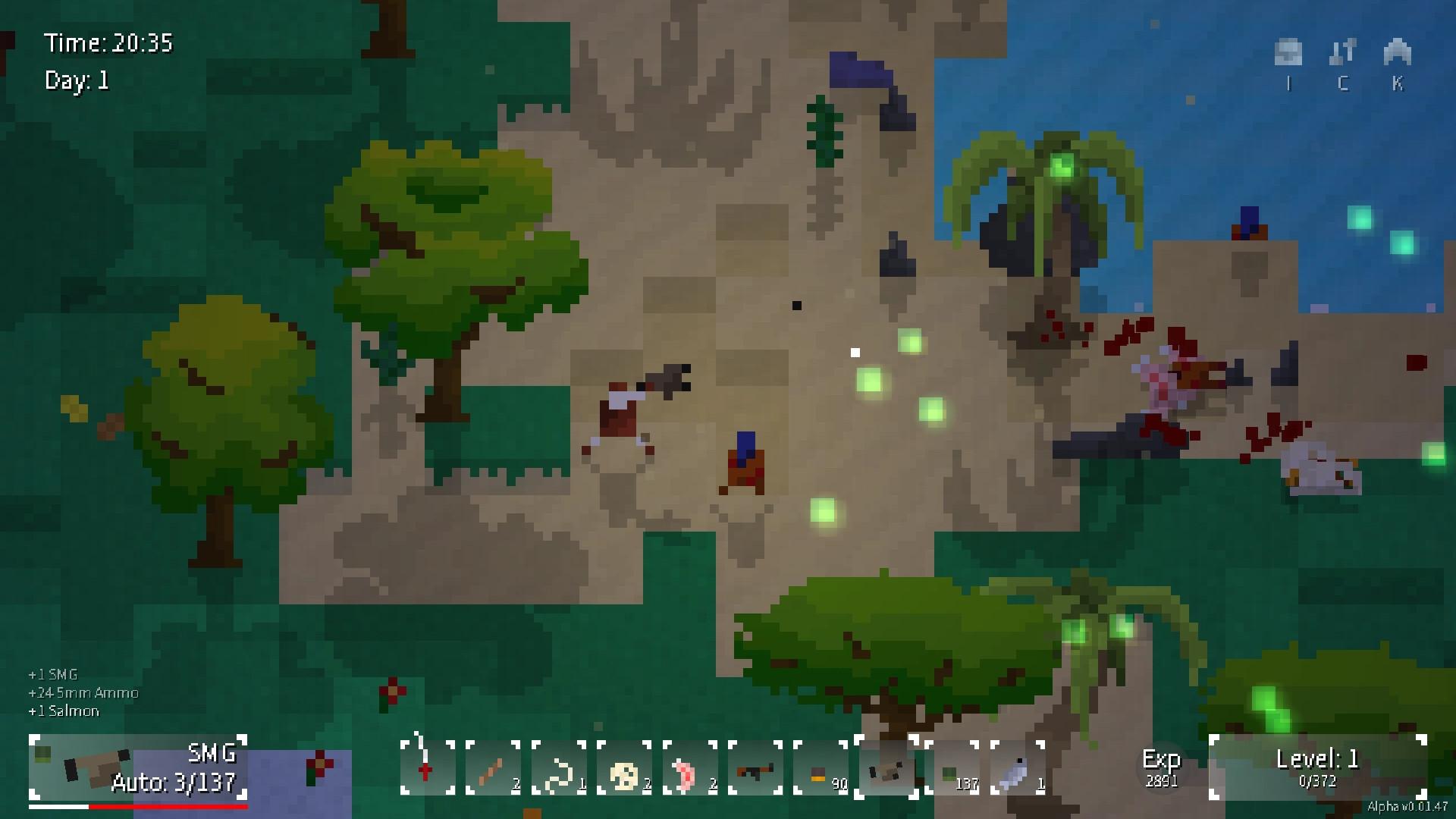 Nira - Gameplay