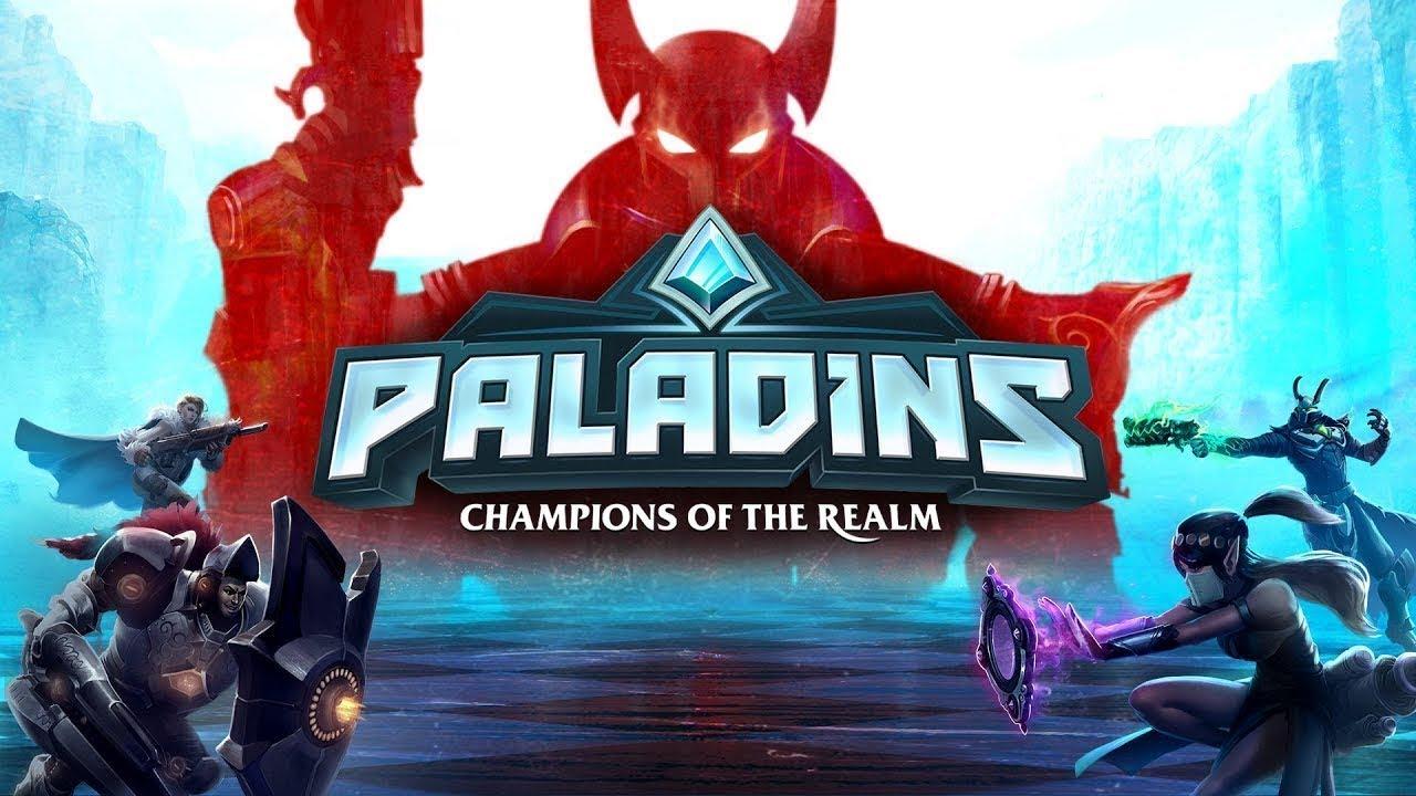 Battleborn - Paladins