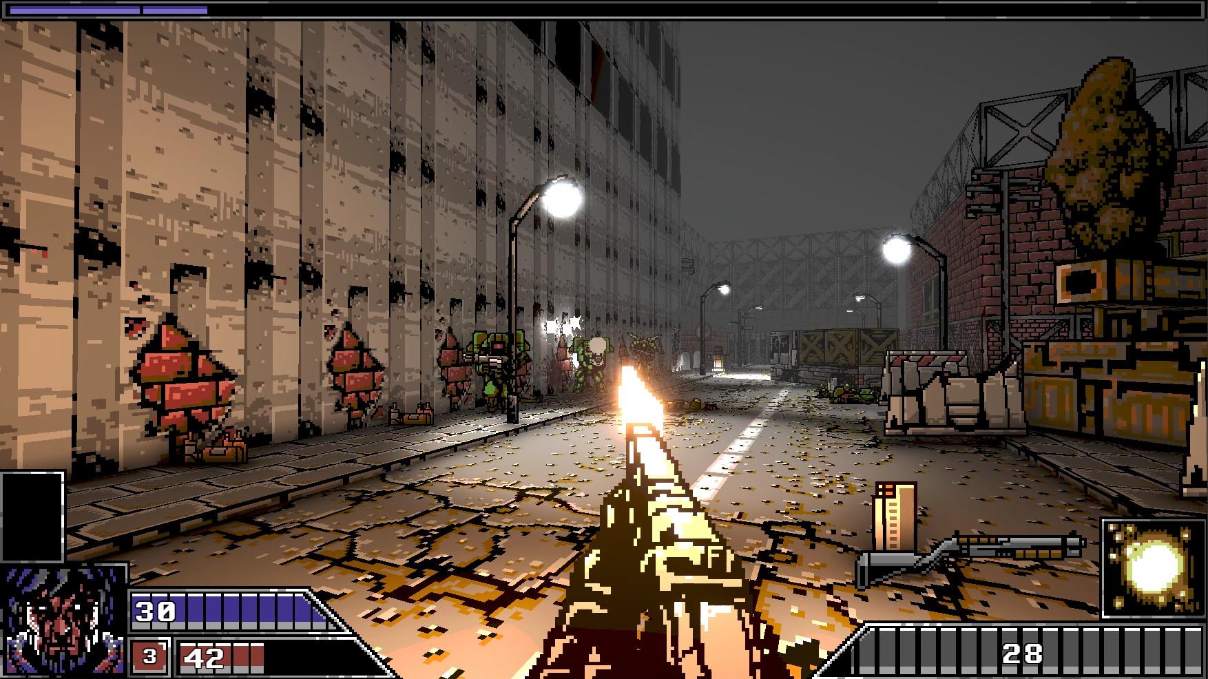 Project Warlock - Gameplay