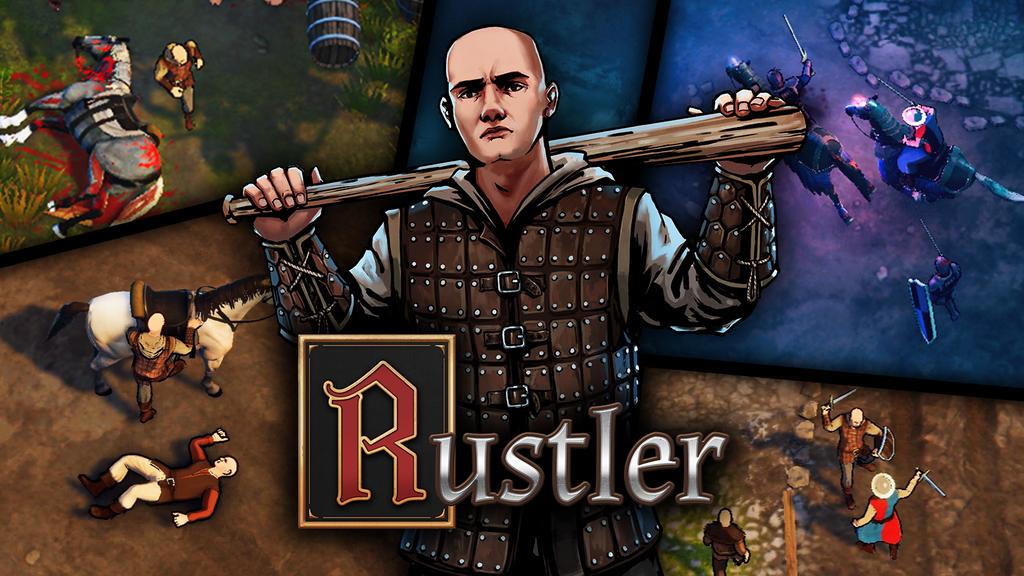 Rustler - Poster