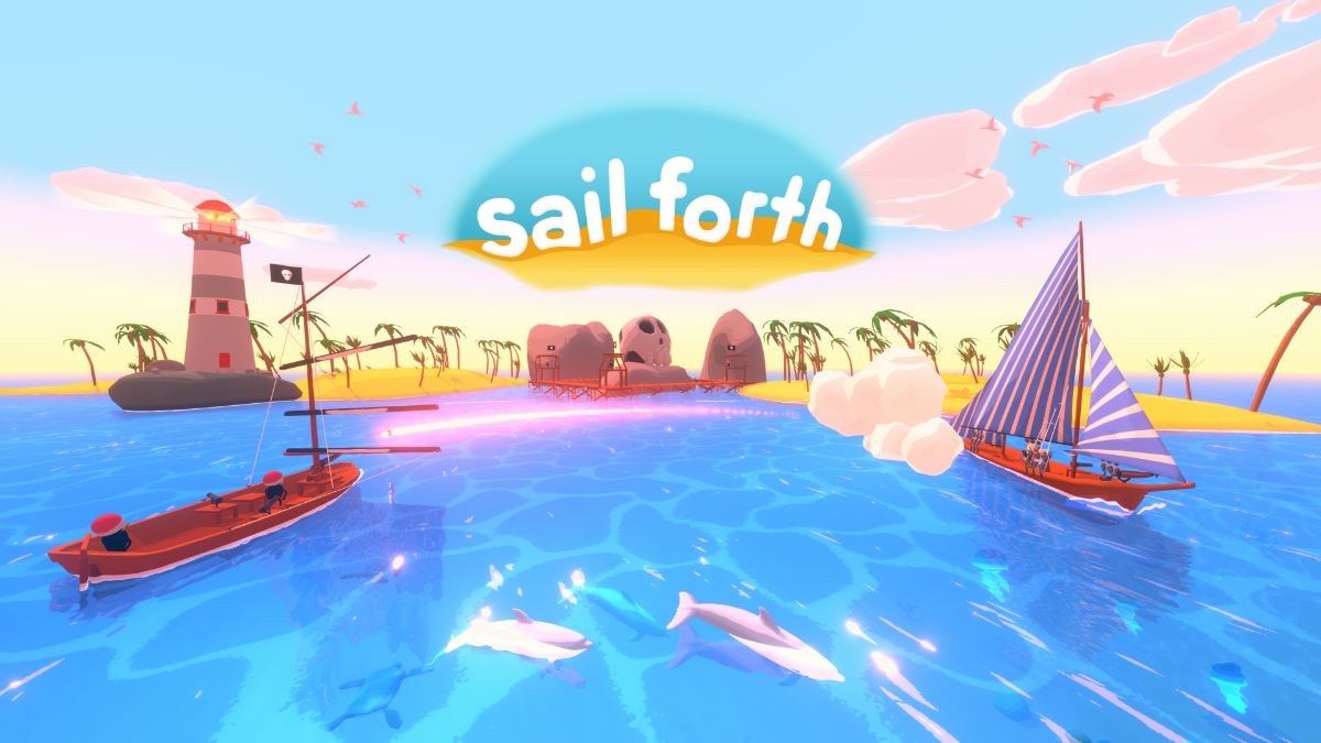 Sail Forth Feature Image