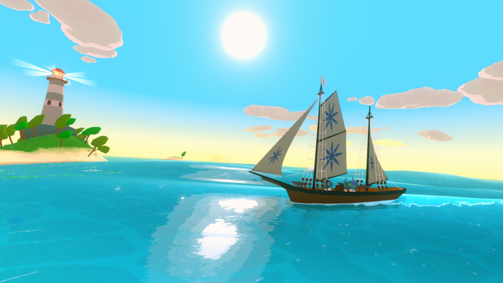 Sail Forth - Gameplay