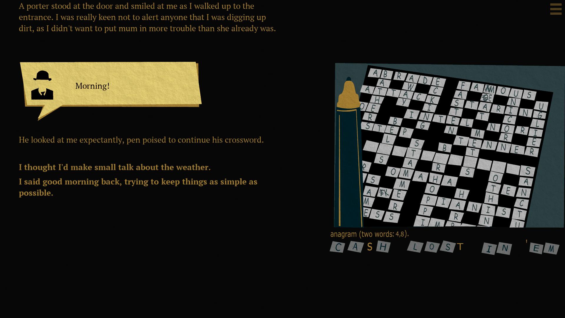 Sarawak - Crossword