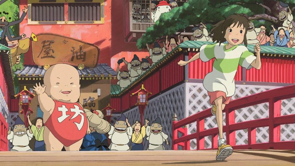 Studio Ghibli - Spirited Away
